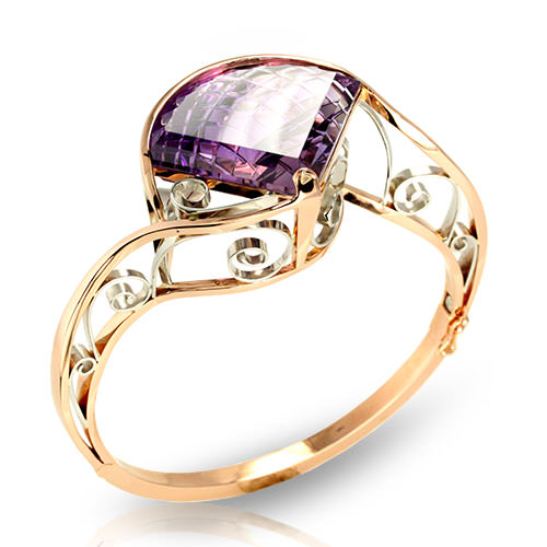 BC057-1-Ametrine Bangle Bracelet