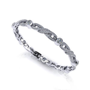 Original Diamond Link Bracelet