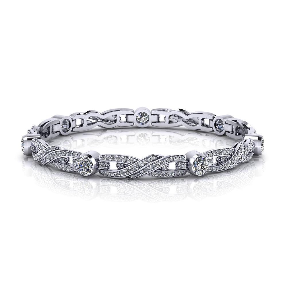 original diamond link bracelet jewelry designs. Black Bedroom Furniture Sets. Home Design Ideas