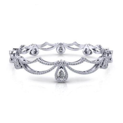 Customized Diamond Bracelet