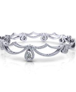 Custom Diamond Bracelet