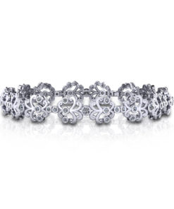 Diamond Spray Bracelet