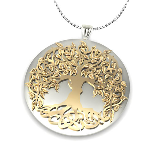 C149186 Tree of Life Necklace