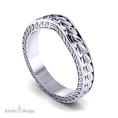 C150162 Wedding Ring