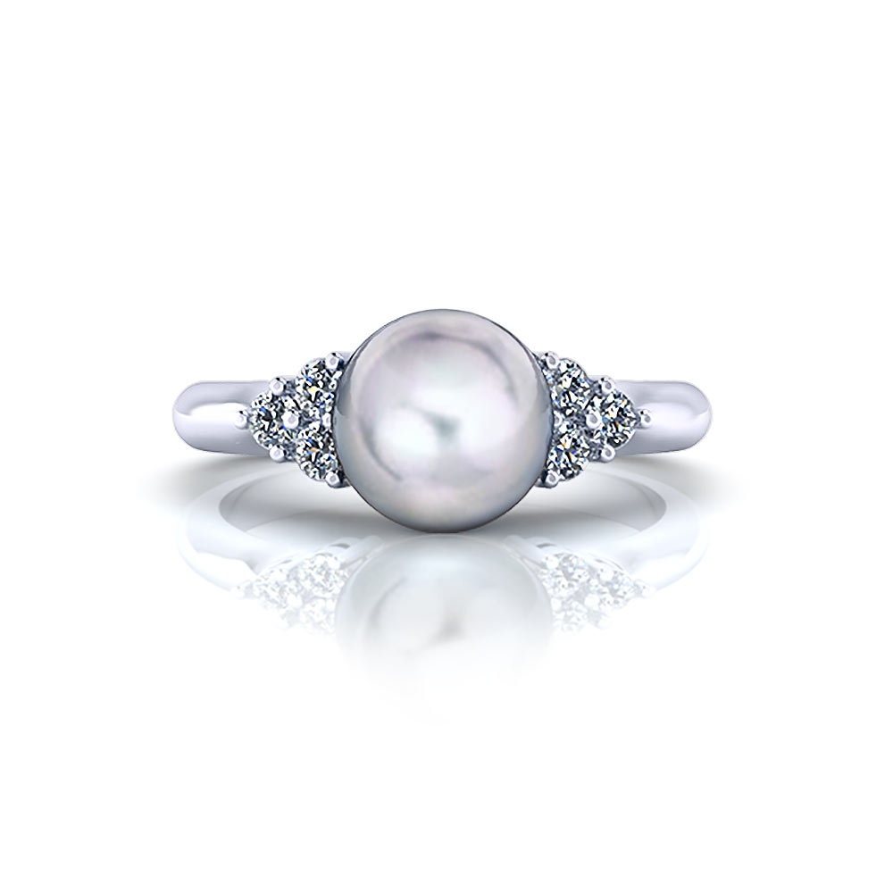 classic pearl ring jewelry designs