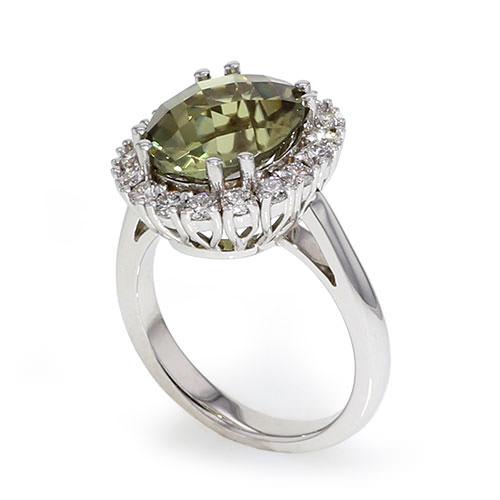 Handmade Zultanite Ring