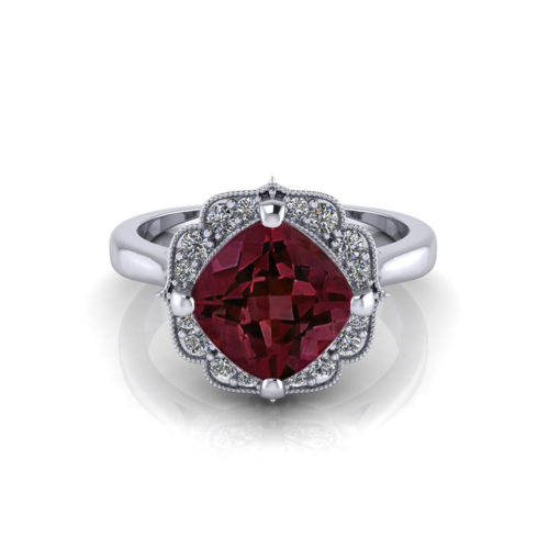 cc204-3-chevron-halo-garnet-ring