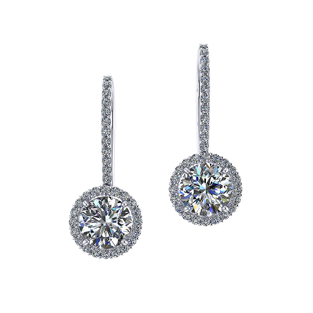 product shoping jewellery lightbox img earrings online portal diamond lizaneya