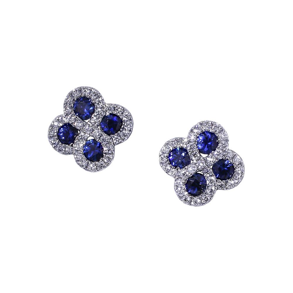 Shire Diamond Cer Earrings