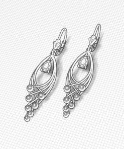 Jingle Sapphire Earrings