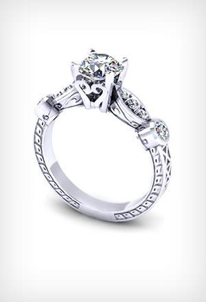 New York Wedding Rings 88 Luxury Vintage engagement rings new