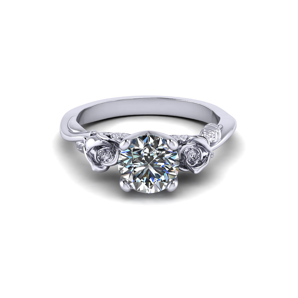 delicate engagement ring jewelry designs