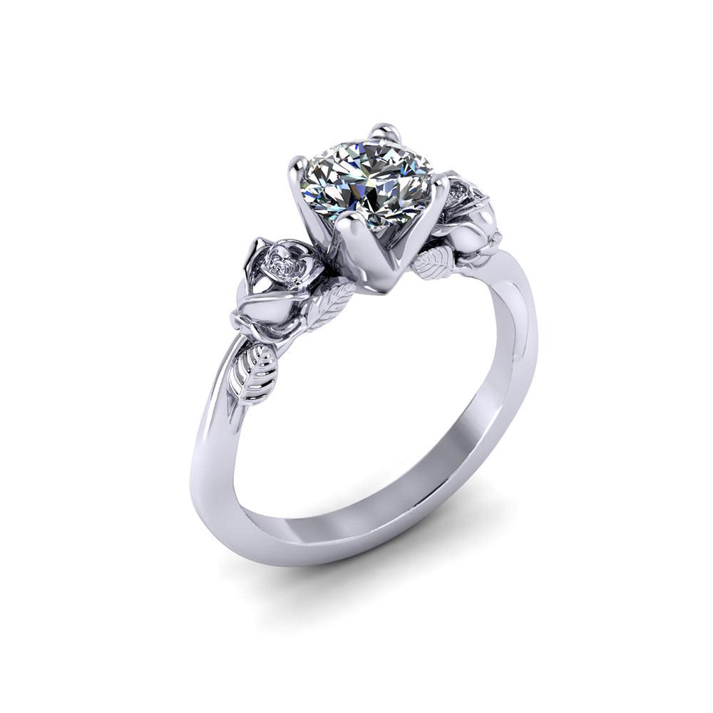 Engagement Ring Vintage Design