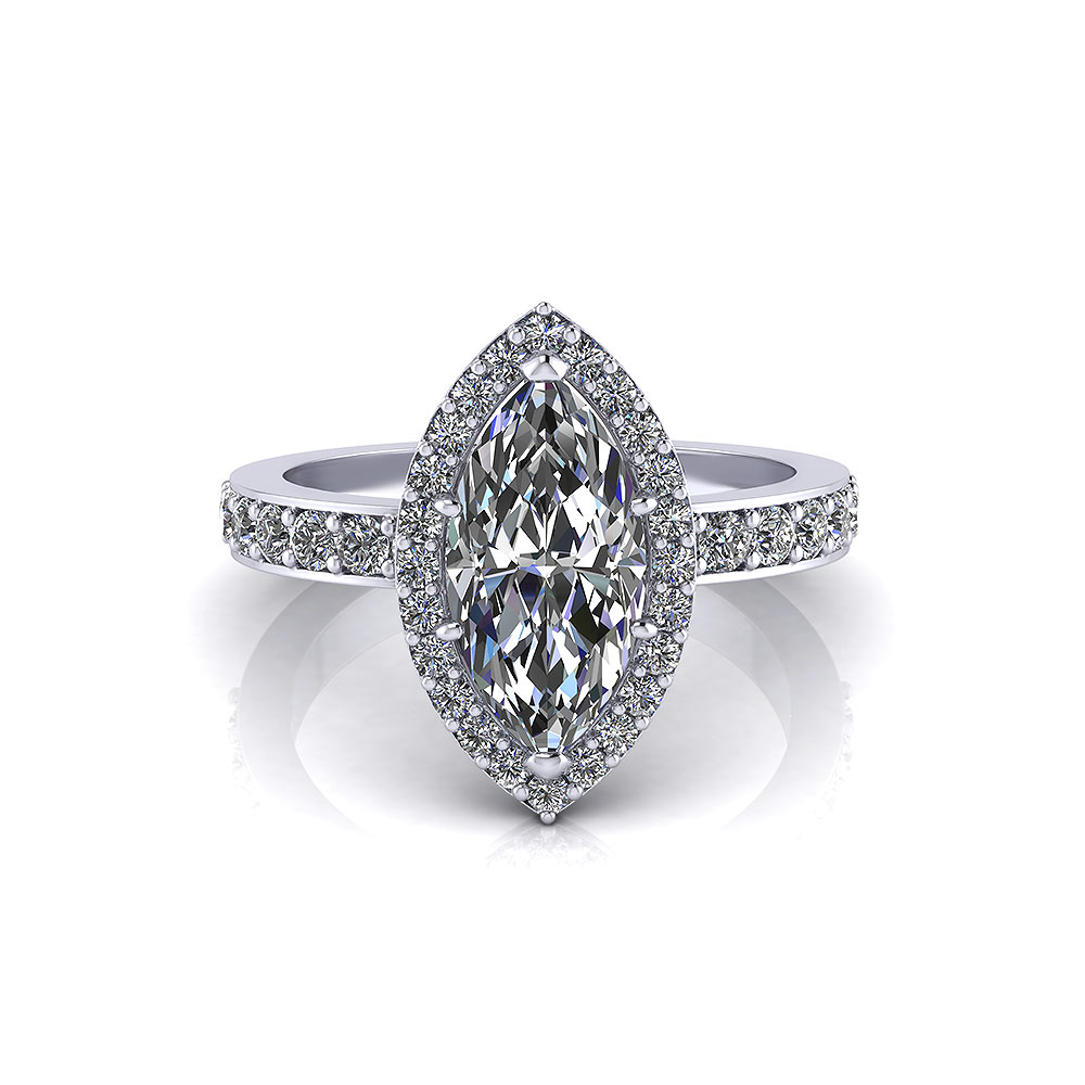 halo marquise engagement ring jewelry designs. Black Bedroom Furniture Sets. Home Design Ideas