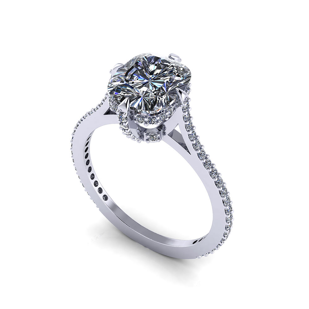 Carat Diamond Ring Under