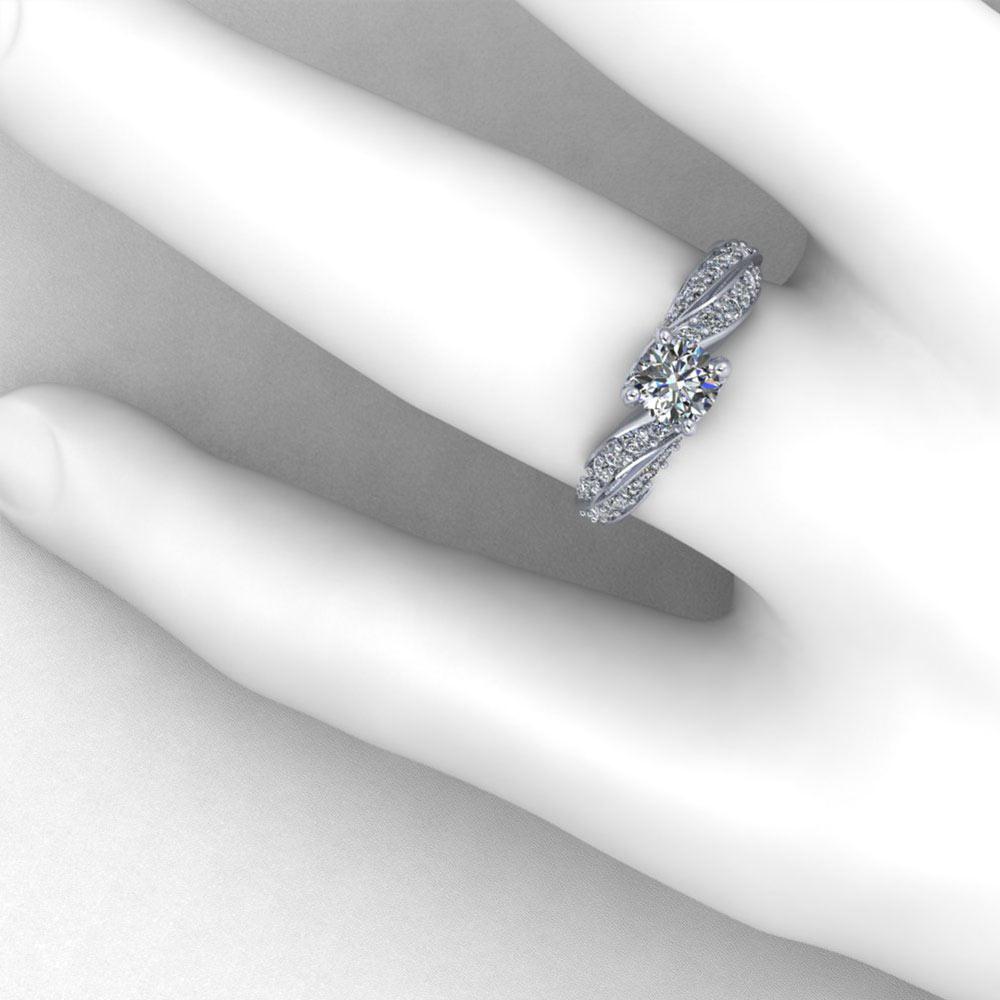 Diamond Ribbon Engagement Ring  Jewelry Designs. First Wedding Rings. Ut Austin Rings. Timascus Wedding Rings. Milwaukee Buck Rings. Aztec Rings. Super Wedding Rings. Ombre Engagement Rings. Jewellery Engagement Rings