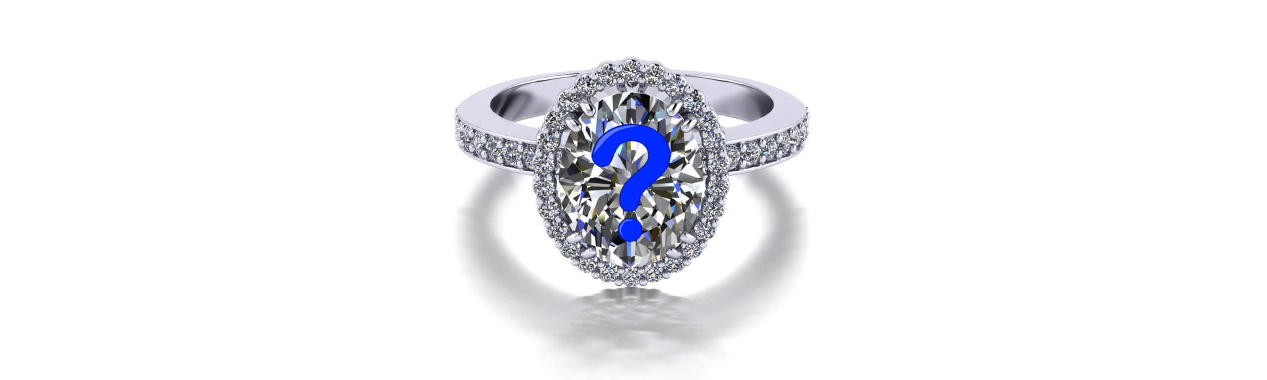 Moisonite Engagement Rings