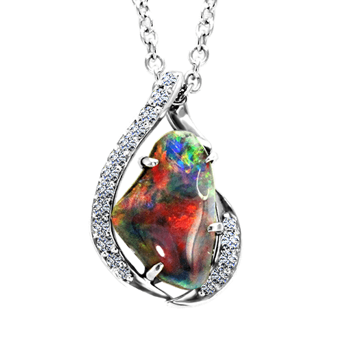 NC718-1-fiery-black-opal-necklace-H
