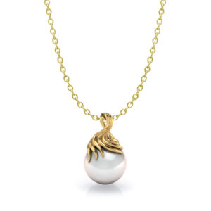 Artistic South Sea Pearl Necklace