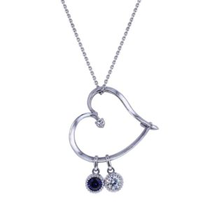 Heart Family Necklace