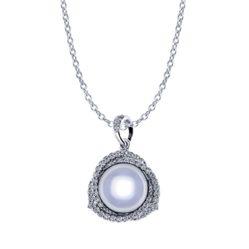 Trinity South Sea Pearl Necklace