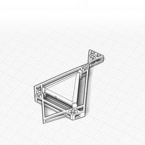 Geometric Ametrine Necklace