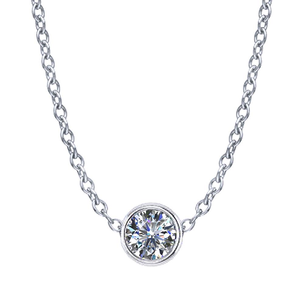 Carat Diamond Necklace