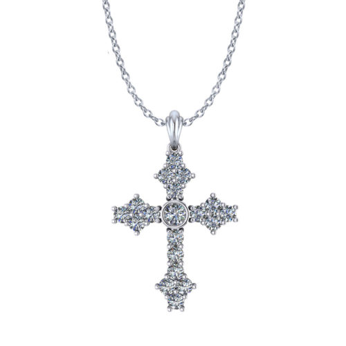 Byzantine Diamond Cross