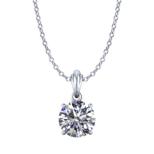 Classic Diamond Necklace