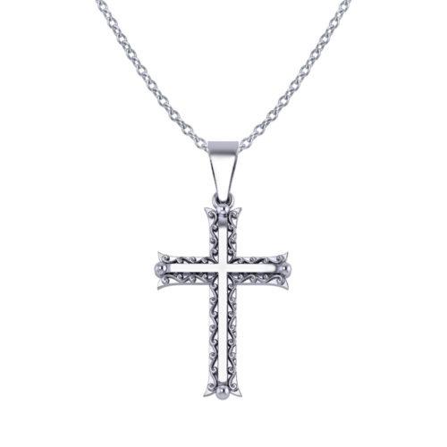 Gold Byzantine Cross