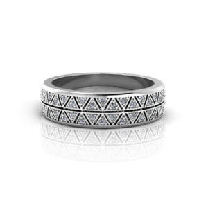 Mens Diamond Eternity Ring