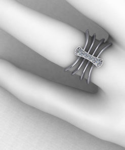 Women's Diamond Fashion Ring