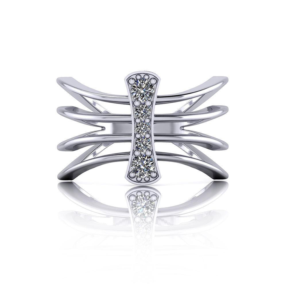 Women's Diamond Fashion Ring