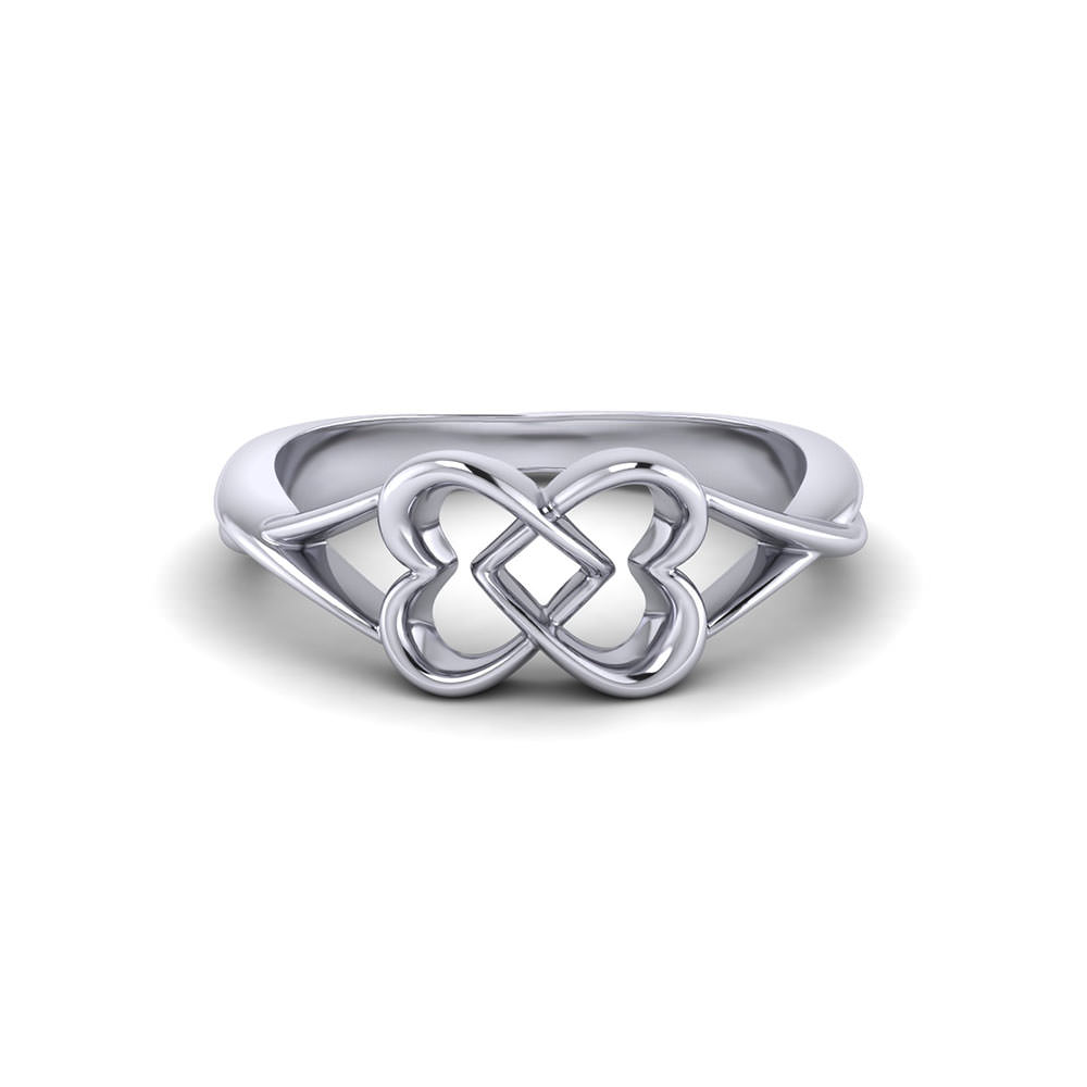 joined promise ring jewelry designs