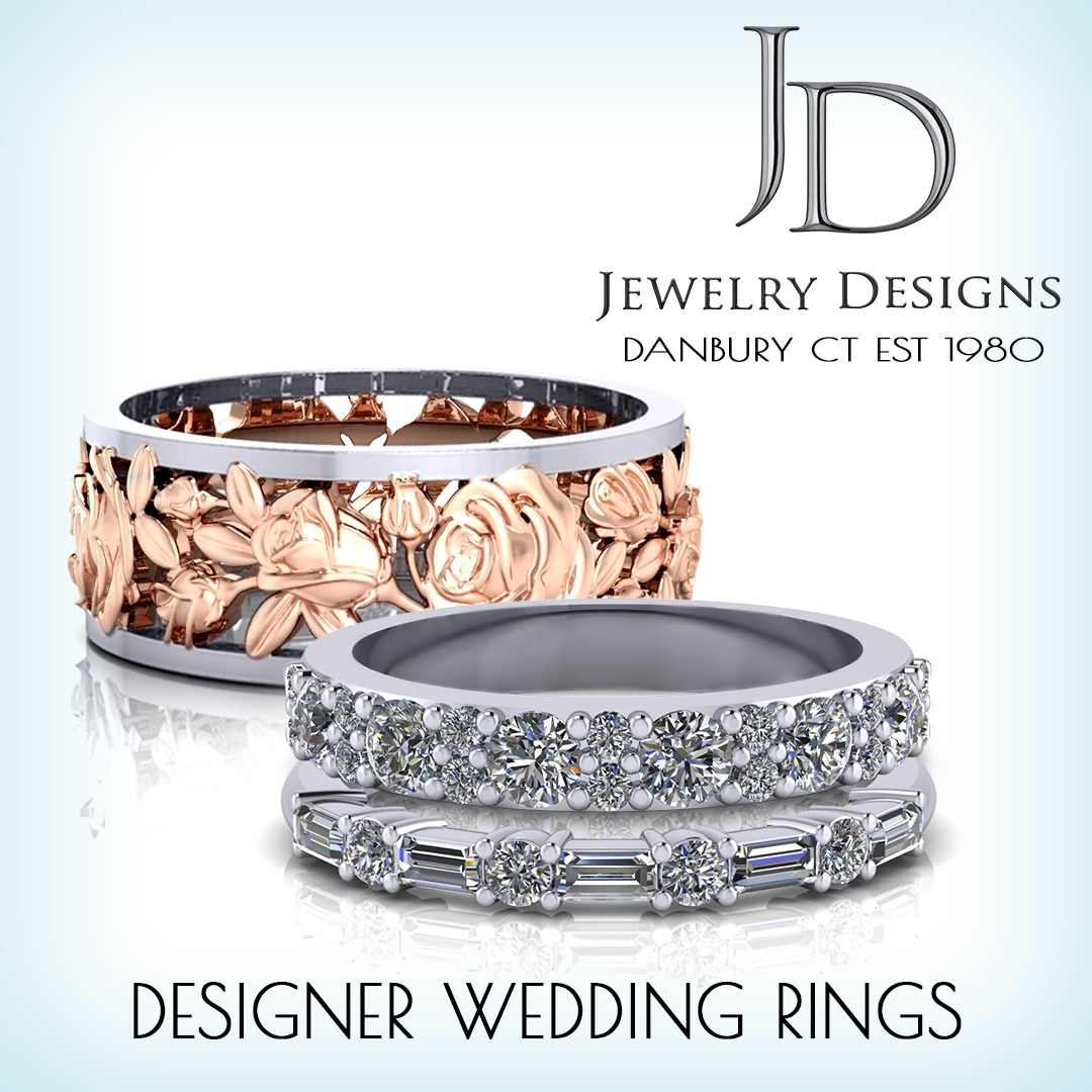 Wedding Rings Thank you Page