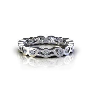 Eternity Diamond Wedding Ring