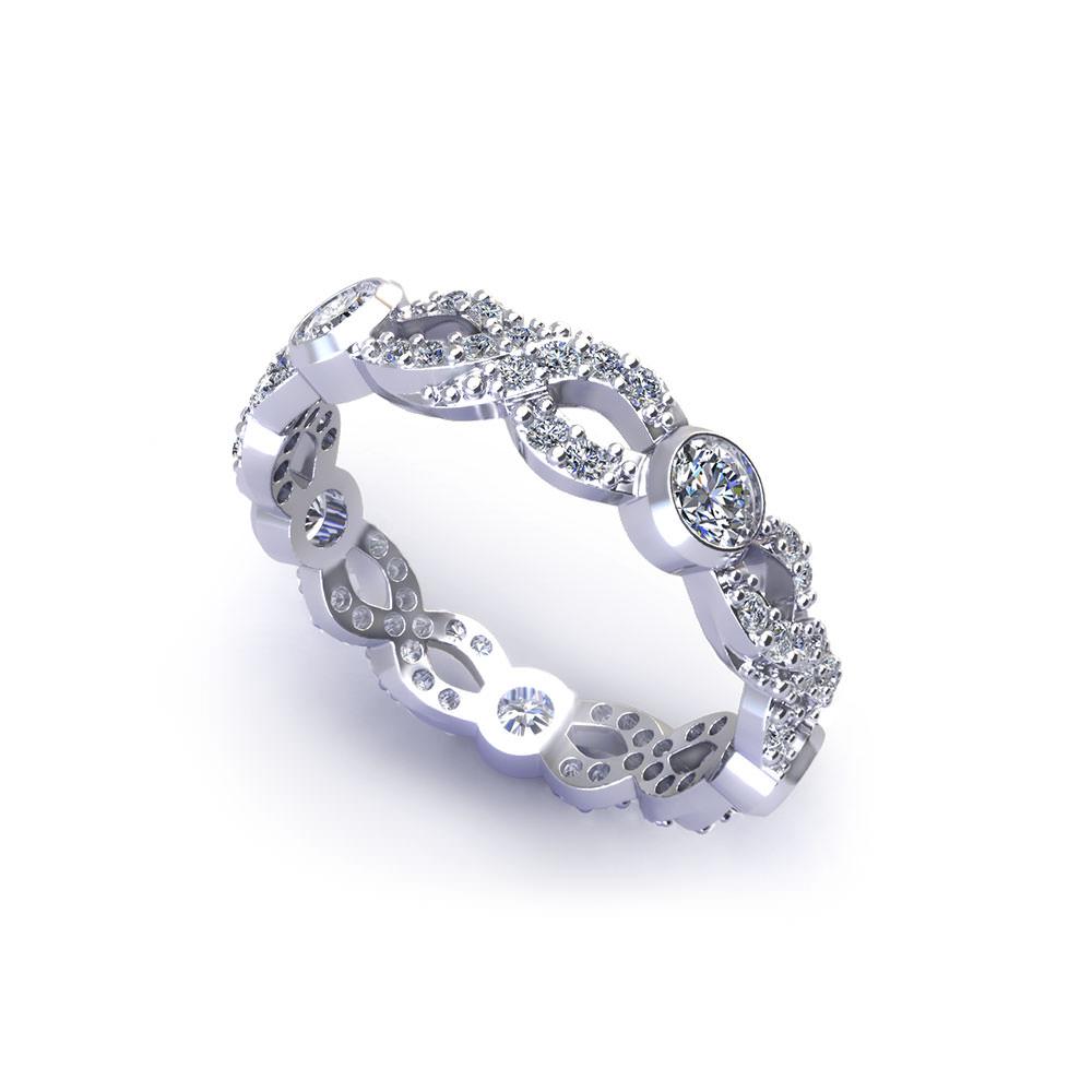 infinity wedding ring jewelry designs