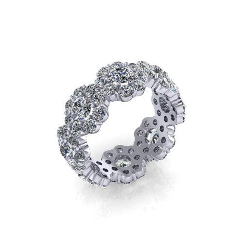 Halo Eternity Ring