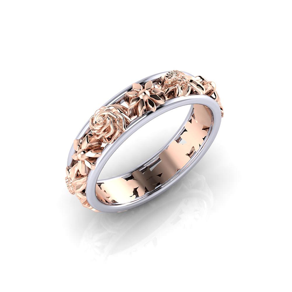 Pearl Wedding Rings With Diamonds 011 - Pearl Wedding Rings With Diamonds