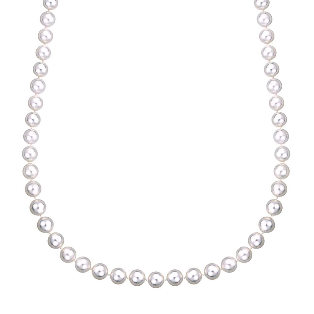 8mm Pearl Necklace