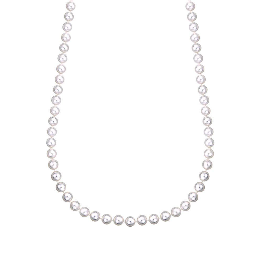 6mm Pearl Necklace
