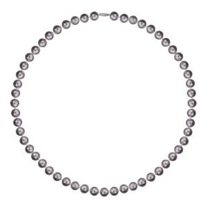 8MM Black Pearl Strand