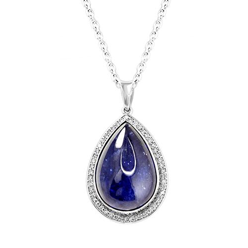 YC249-1-pear-shape-tanzanite-necklace