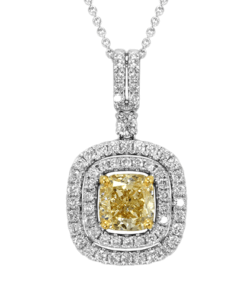 cushion-cut-yellow-diamond-necklace-H