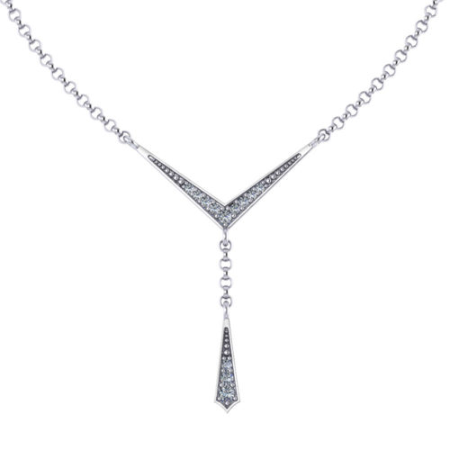 Diamond Lavalier