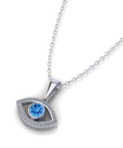 Diamond Evil Eye