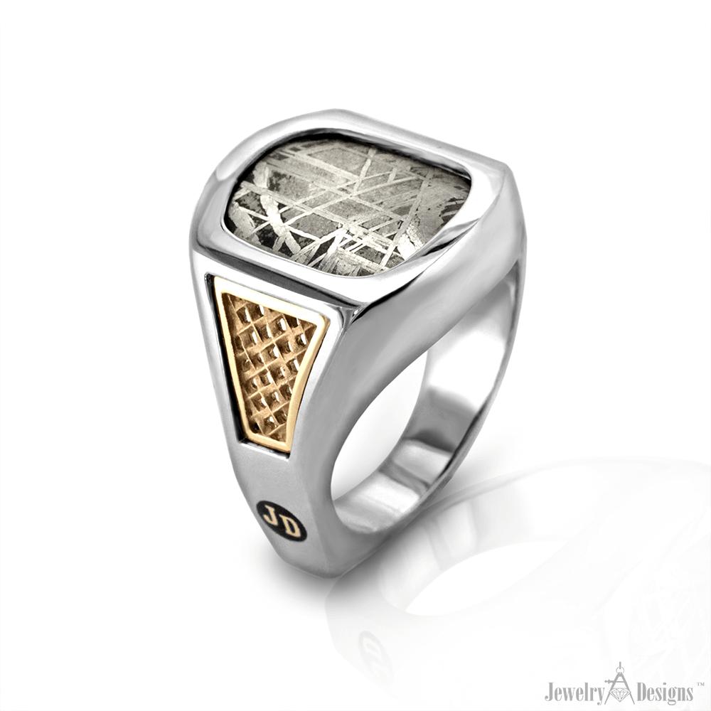ZC023-1 Meteorite Jewelry