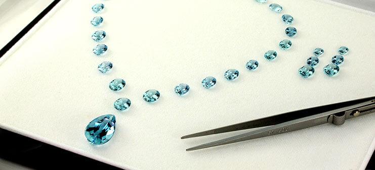 Design Your Own Aquamarine Jewelry