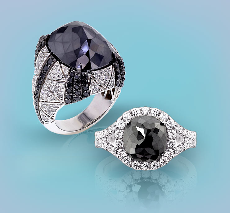 Browse Black Diamond Rings
