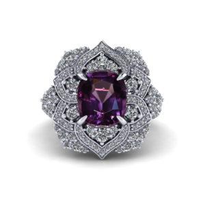Mon Cherie Rose Ring